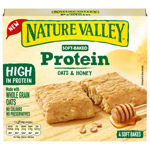 Nature Valley Soft-Baked Protein Oats & Honey