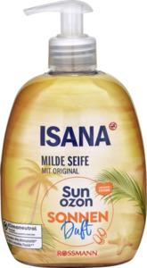 ISANA Milde Seife mit Originall Sunozon Sonnenduft