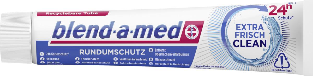 Bild 1 von Blend-a-med Zahnpasta Extra Frisch Clean