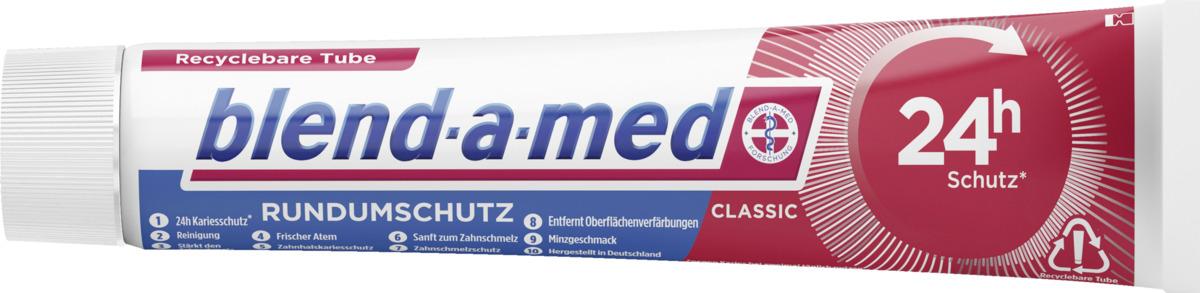 Bild 1 von Blend-a-med Zahnpasta classic