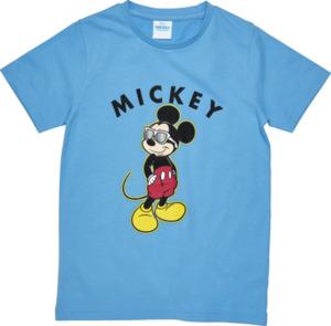 IDEENWELT Shirt Mickey Mouse 122/128 GOTS