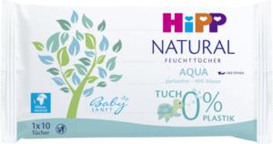 HiPP Babysanft Natural Feuchttücher