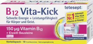 tetesept B12 Vita-Kick Trinkfläschchen