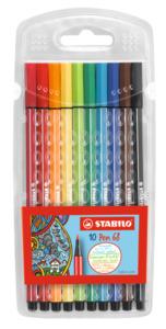 STABILO Premium-Filzstift Pen 68