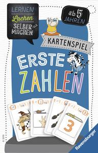 Ravensburger 80658 Lernen Lachen Selbermachen Erste Zahlen - Kartenspiel