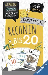 Ravensburger 80349 Lernen Lachen Selbermachen - Kartenspiel