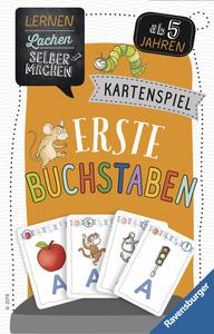 Ravensburger 80659 Lernen Lachen Selbermachen - Kartenspiel