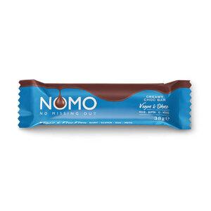 NOMO Creamy Choc Bar 38 g