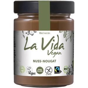 La Vida Vegan Bio Nuss-Nougatcreme 270 g