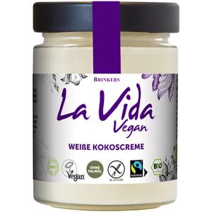 La Vida Vegan Weiße Kokos-creme