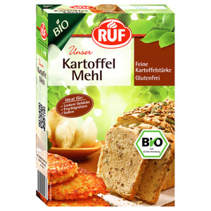 RUF Bio Kartoffelmehl 500 g