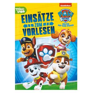 TOGGOLINO Peppa Pig™/PAW PATROL™ Kinderbuch