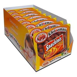 Snackinis Mini Salamis verschiedene Sorten - 250 g, 8er Pack