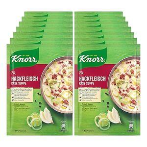 Knorr Fix für Hackfleisch-Käse-Suppe 58 g, 14er Pack