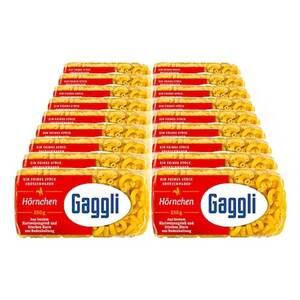 Gaggli Hörnchen 250 g, 18er Pack