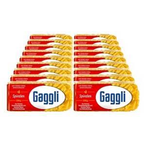 Gaggli Spiralen 250 g, 18er Pack