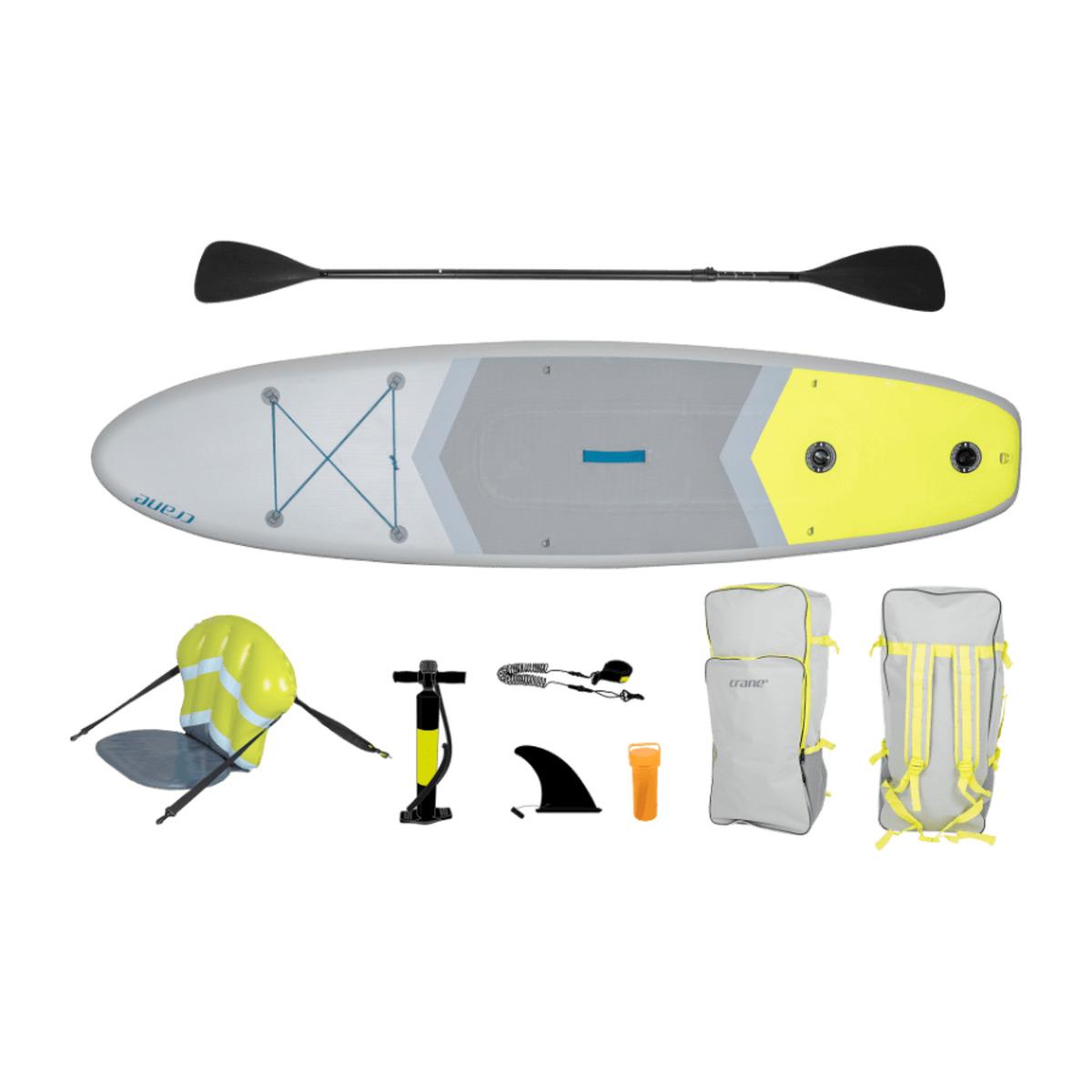 Bild 1 von CRANE     Stand-up-Paddleboard-Set