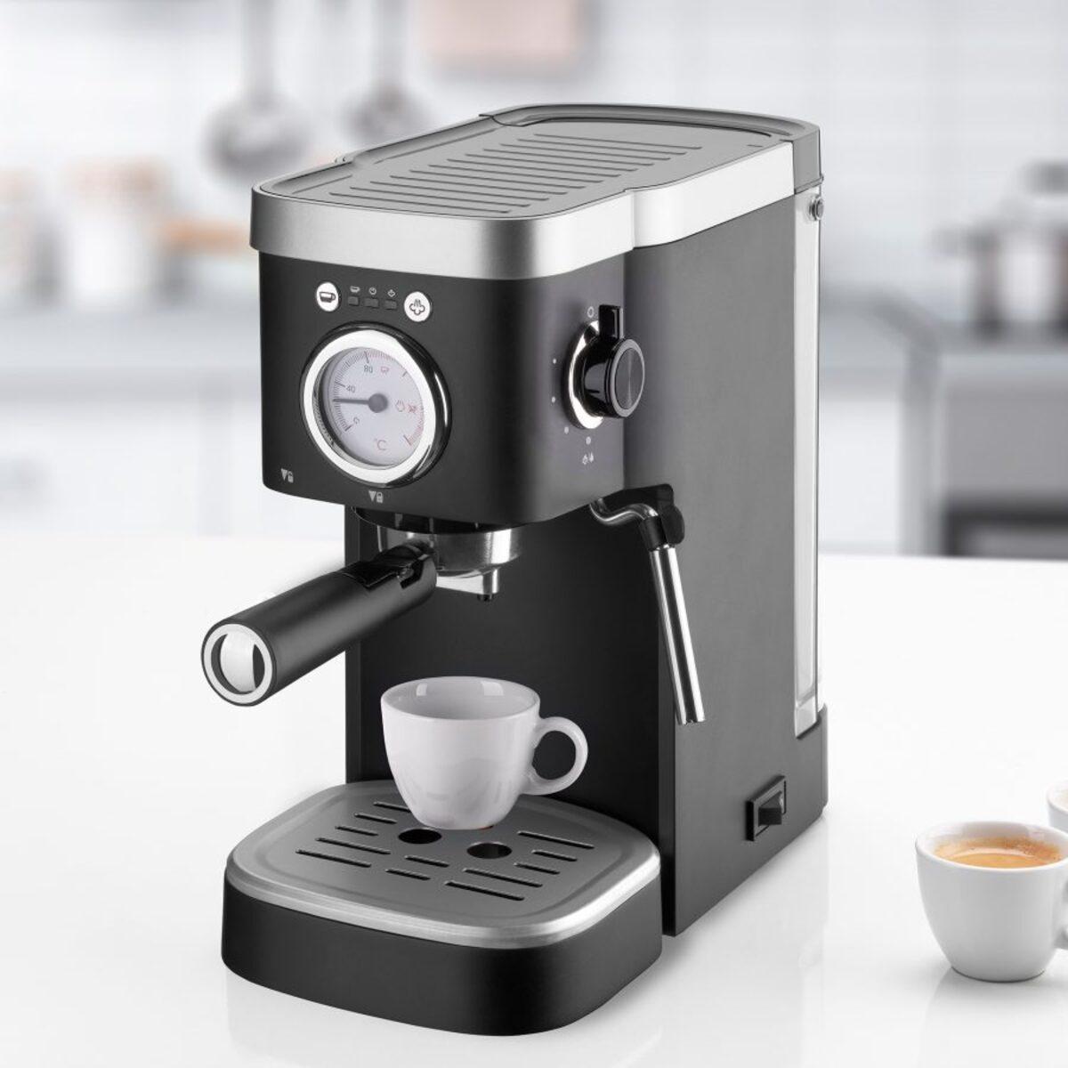 Bild 4 von AMBIANO     Espressomaschine GT-EM-02