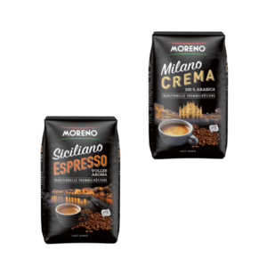 MORENO     Kaffee