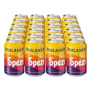 Paulaner Spezi 0,33 Liter, 24er Pack