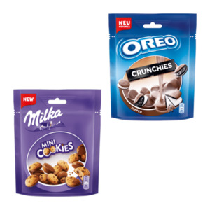 OREO/MILKA     Mini-Kekse