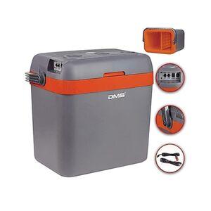 DMS® Kühlbox Kühltasche Gefriertasche 33L Getränkebox Wärmebox 12-24V LKW & PKW