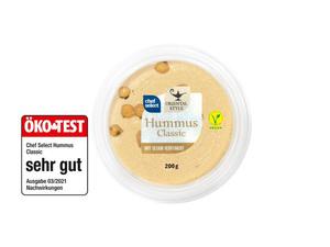 Chef Select Hummus