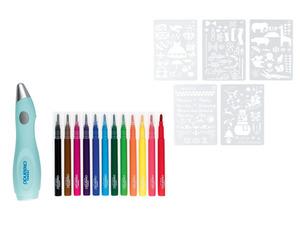 CRELANDO® Airbrush Starter Kit