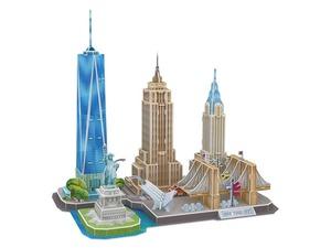 Revell 3D Puzzle »New York Skyline«, 123 Einzelteile, ab 10 Jahren