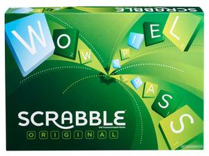MATTEL Scrabble Original (D)