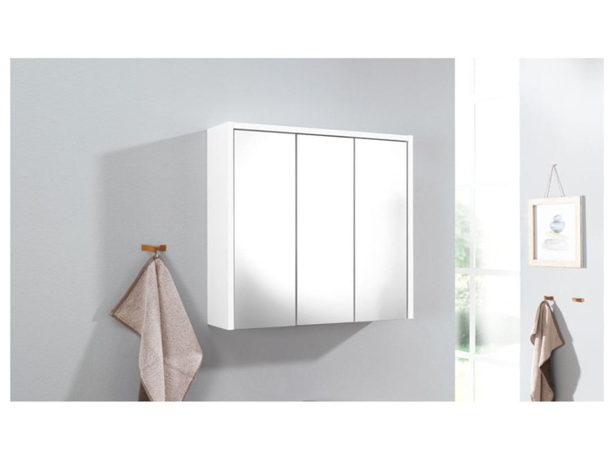 Bild 3 von LIVARNO LIVING® Spiegelschrank weiß