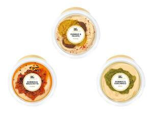 Chef Select Feine Küche Hummus mit Topping