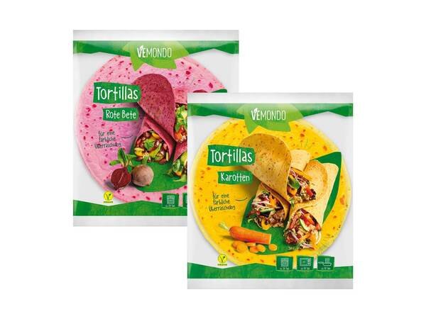 Vemondo Tortillas