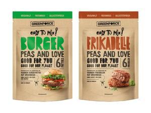 Greenforce Easy to Mix Fleischersatz