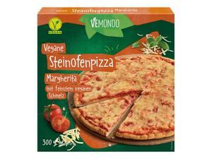 Vemondo Vegane Steinofenpizza