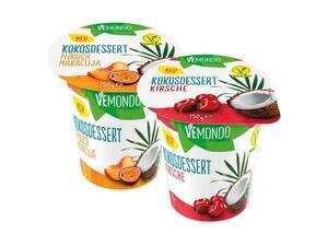 Vemondo Veganes Kokosdessert