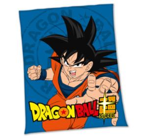 DRAGON BALL Fleecedecke für Kinder