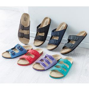 BioFun Relaxing Footwear Tieffußbett-Pantoletten