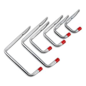 Kraft Werkzeuge Wandhalter 6er-Set