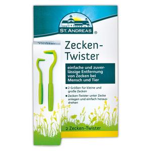 St. Andreas Zecken-Twister