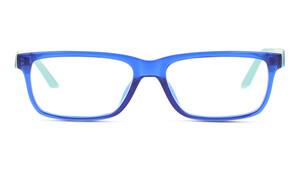 PUMA PJ0058O 002 Kunststoff Rechteckig Blau/Blau Herren Männer