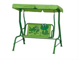 Siena Garden Kinder Hollywoodschaukel Froggy
