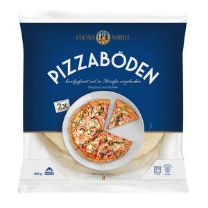CUCINA NOBILE 2 Italienische Pizzaböden 400 g