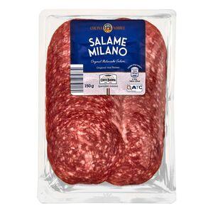 CUCINA NOBILE Salame Milano 150 g