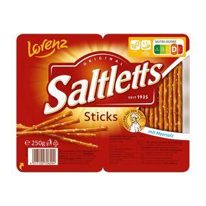 Lorenz®  Saltlette Sticks 250 g