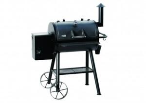 Primaster Pellet Smoker Memphis Grillfläche: 65 x 45 cm