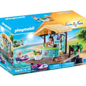 PLAYMOBIL® Family Fun 70612 Paddleboot-Verleih mit Saftbar