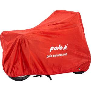 POLO Indoor Staubabdeckplane rot Große L = 270/146/67cm