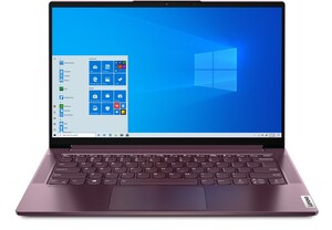 """Yoga Slim 7 (82A30081GE) 35,56 cm (14"""") Notebook orchid"""