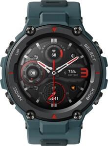 T-Rex Pro Smartwatch steel blue